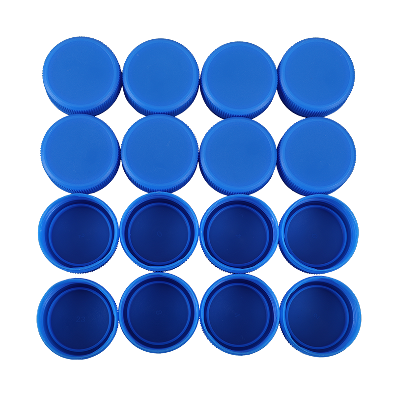What is the use of mineral water bottle cap and its plastic analysis