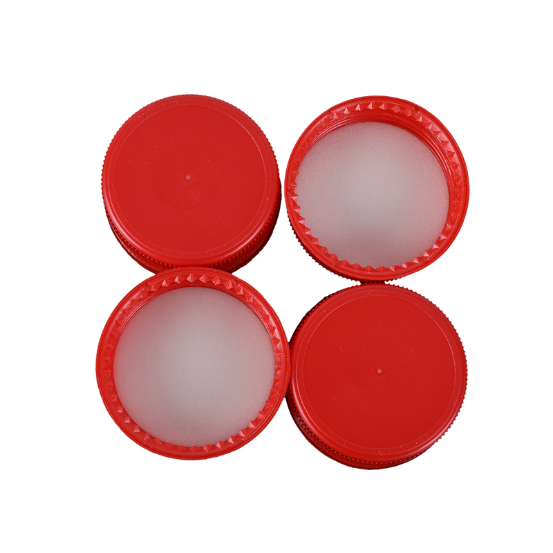 Red Screw Cap for Glass Bottles